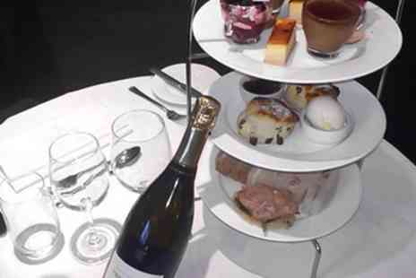 The Bluebell Restaurant - Afternoon Tea with Glass of Prosecco for Two or Four - Save 45%