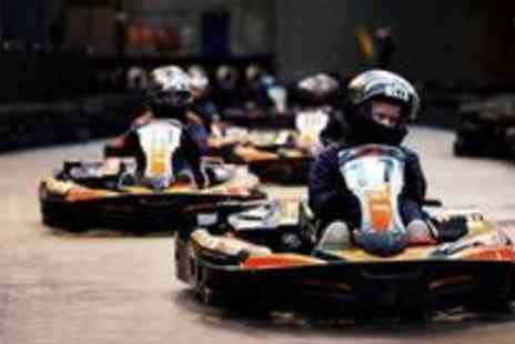 The Raceway - Three sessions of karting plus briefing and safety instruction - Save 0%