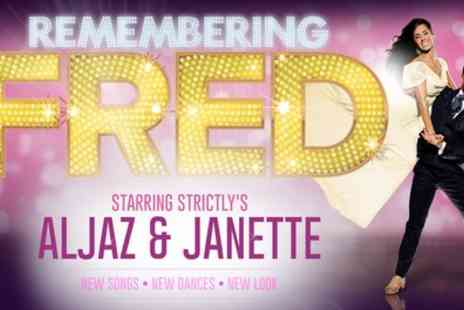 Remembering Fred - Ticket to Remembering Fred on 5 to 28 May - Save 50%