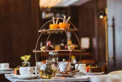The Chilworth London Hotel - Traditional or Chocolate Afternoon Tea with Bubbly for Up to Four - Save 46%