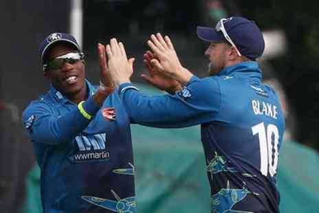 Kent Spitfires - Ticket to Kent Spitfires v Glamorgan on 25 May or Kent Spitfires v Somerset on 29 May - Save 0%
