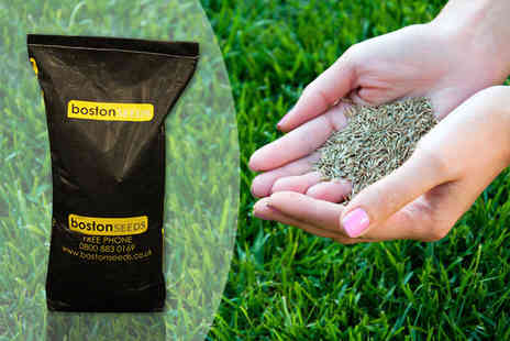 Desire London - 2kg or 5kg bag of hard wearing lawn seed - Save 67%