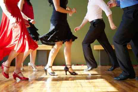 SalsaShine - Five Beginners Salsa Classes for one or Two - Save 71%