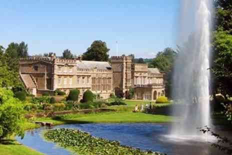 Forde Abbey - Magnificent abbey & gardens entry for 2 with drinks - Save 51%
