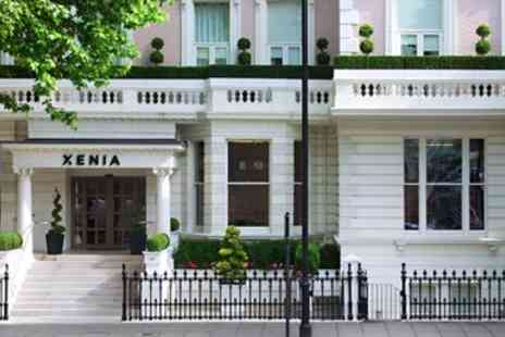 Hotel Xenia - Chic Four Star hotel Stay in London - Save 0%