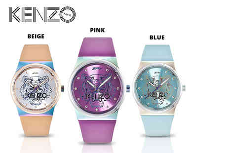 Mimo Deals - Ladies Kenzo watch - Save 74%