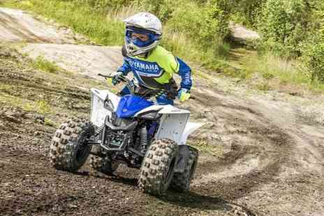 Jetski Safari Loch Lomond - Quad biking session for one child accompanied by one adult - Save 51%