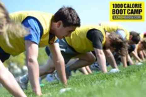 1000 Calorie BootCamp - Ten Boot Camp Fitness Sessions - Save 90%