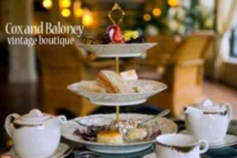 Cox and Baloney - Vintage Brunch and Shopping Experience For Two People - Save 64%