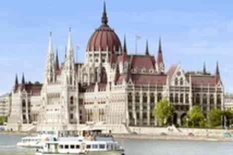 Viva Holidays - In Budapest Two Night Stay For Two With Flights and Breakfast between 1 and 30 October 2012 - Save 25%