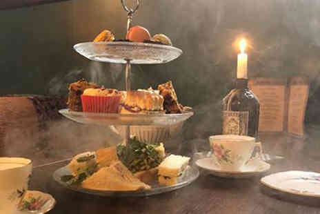 Apotheka - Afternoon tea for two or include a glass of Prosecco, Pimms or Gin each - Save 42%