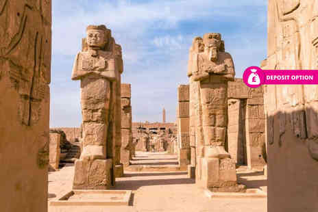 Worldwide Tours & Travel - Fourteen night Egypt trip with seven night full board Nile cruise and seven night 5 Star all inclusive resort stay - Save 0%