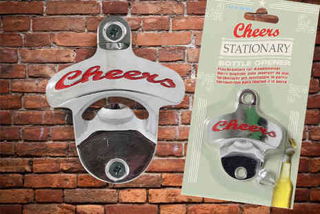 London Exchain Store - Retro wall mounted bottle opener - Save 80%