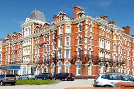 The Imperial Hotel - Four star Blackpool hotel Stay - Save 0%