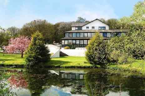 Damson Dene Hotel - Two night Lake District stay with meals & cream tea - Save 0%