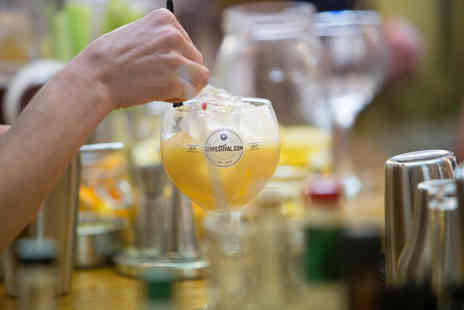 Gin Festival - Two tickets to Gin Festival including a £10 drinks voucher choose from eight locations - Save 56%