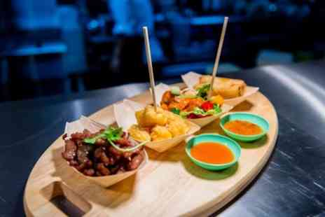 Thaikhun - Two Course Thai Meal with Wine for Two or Four - Save 60%