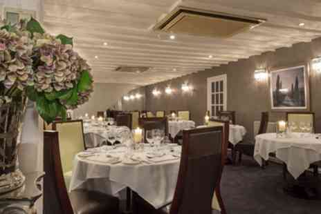 The Bluebell Restaurant - Six Course Tasting Menu for Two or Four - Save 46%