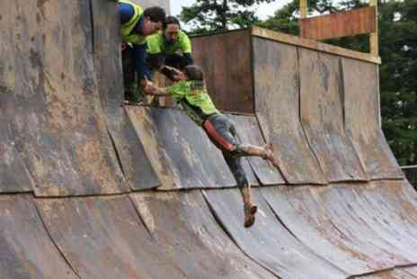 Gelt Gladiator - 6 Kilometre, 10 Kilometre, or 10 Mile Gelt Gladiator Obstacle Run Entry for One on 9 June - Save 40%