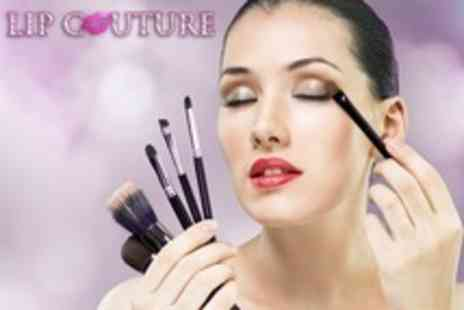 Lip Couture - Choice of Semi Permanent Make Up on One Area Such as Eyeliner or Brows - Save 63%