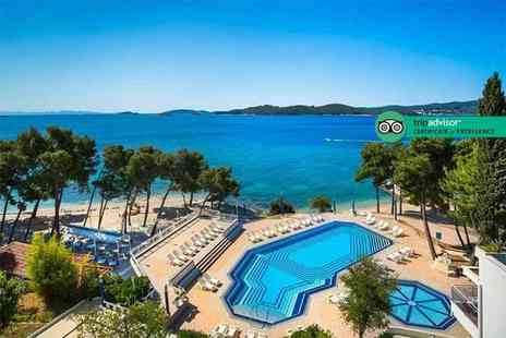 Bargain Late Holidays - Seven night all inclusive Croatia getaway with flights - Save 34%