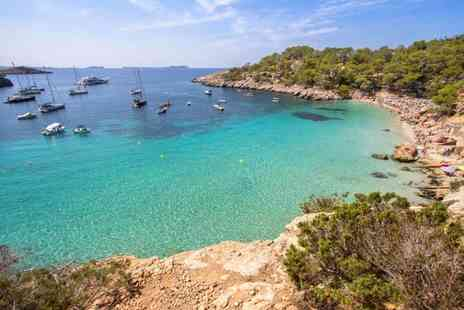 Crystal Travel - Three, five or seven night Ibiza apartment stay with return flights - Save 32%