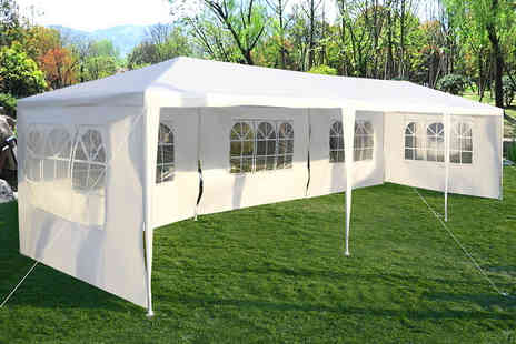 FDS Corporation - 3x6m or 3x9m waterproof outdoor wedding gazebo - Save 67%