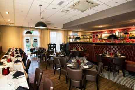 Marcos New York Italian - Two Course Lunch with Optional Wine for Two - Save 40%