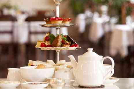 The Grange Manor - Savoury or Sparkling Savoury Afternoon Tea for Two or Four - Save 50%