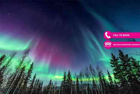 Jetline Holidays - Two or three night Iceland trip with return flights - Save 51%