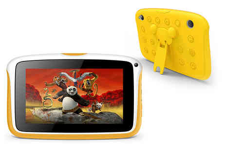 TecWizz - 7 inch kids tablet, with a limited number choose from four colours - Save 78%
