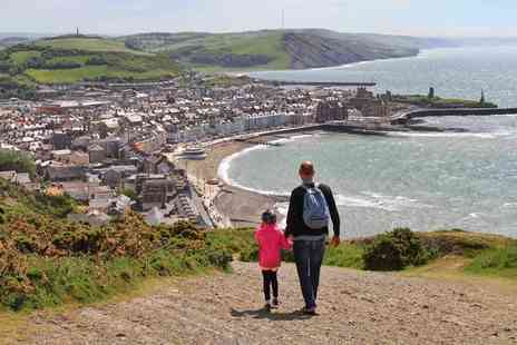 Aber Holiday Cottages - Two night Aberystwyth cottage stay for four - Save 47%