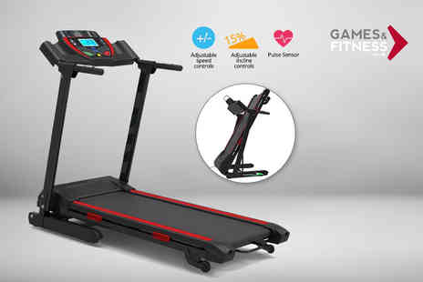 Games & Fitness - Velocity Speed treadmill, Velocity Pro Performance, or Velocity 18F - Save 57%