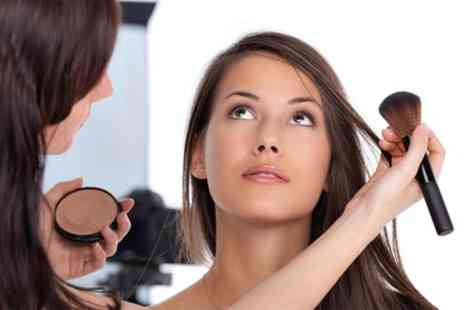 Cindy Mackenzie Beauty Training Academy - Three Hour Make Up Masterclass - Save 71%
