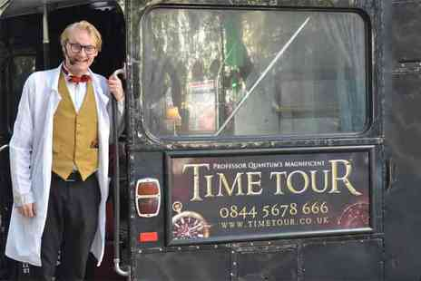 The Classic Tour - Childs or adult Time Tour bus ticket through London - Save 31%