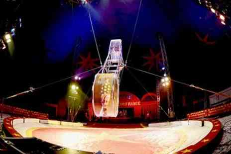 Santus Circus - Ticket to Santus Circus on 9 to 28 May - Save 43%