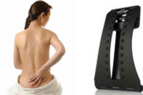 Adask trading - Relieve your back from any pain with this Magic Back Support - Save 49%