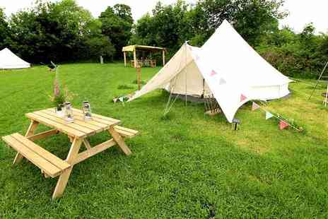 Top of The Woods Eco Camp - Two, three or four night glamping stay for up to four - Save 39%