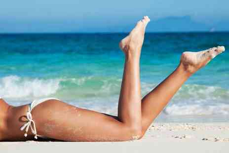 Lily Hair & Beauty - Three or six sessions of laser hair removal treatment - Save 88%