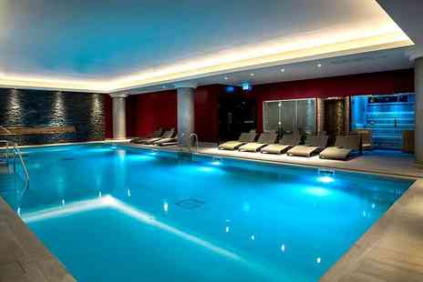 Genting Solihull - Spa day for one or two with full access to facilities, a choice of 55 minute treatment, 25 minute massage, and glass of Prosecco - Save 44%