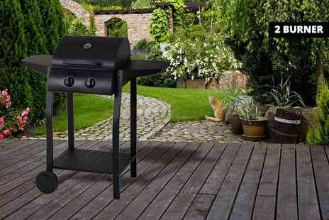 Games & Fitness - Heavy duty gas barbecue with two, three or four burners - Save 55%