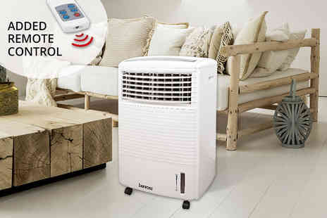 ViVo Technologies - 60W air cooler and remote control - Save 66%