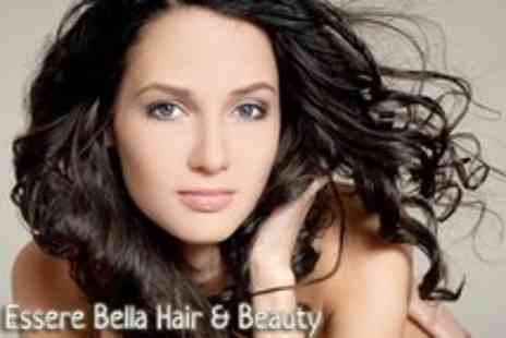 Essere Bella - Wash, cut and blow dry with a Wella deep conditioning treatment - Save 75%
