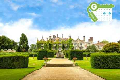 Champneys Eastwell Manor - All Inclusive 26 Hour Spa Break for 2 in Double or Twin Room Plus Optional Treatments - Save 46%