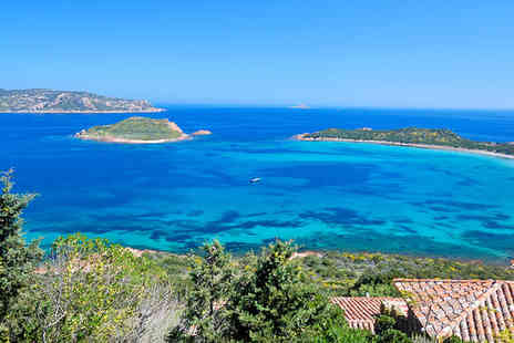 Paradise Resort - Five Star Sardinian Oasis with Private Beach - Save 68%