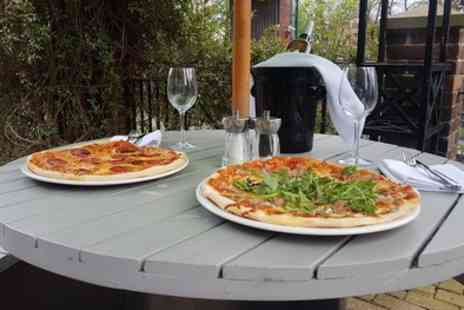 Novotel York Centre - Pizza or Pasta with Side for Two or Four - Save 58%