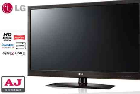 AJ Electronics - LG42 Full HD 1080p LED TV - Save 0%