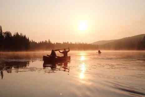 Wild Adventures - Three day Algonquin Park canoe trip - Save 25%