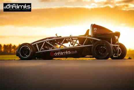 Drift - 14 lap supercharged Ariel Atom driving experience - Save 0%