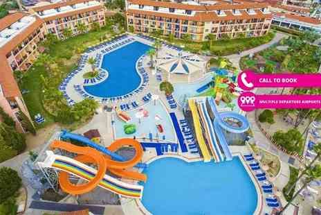 Jetline Holidays - Seven night 4 Star all inclusive Kusadasi, Turkey stay and return flights - Save 39%